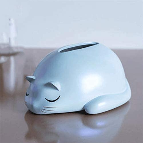 trend rank AERVEAL Paper Holder Cartoon Animal Tissue Box Hold It is very popular Cover Napkin