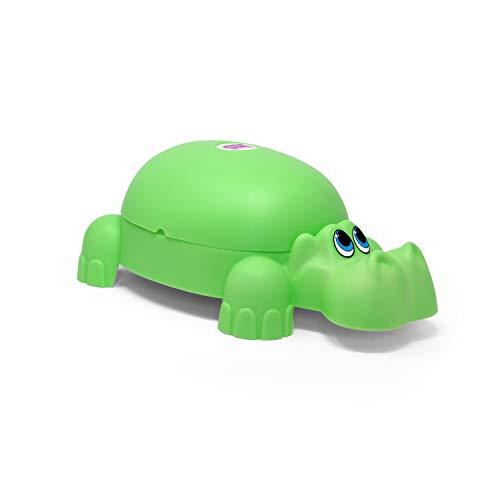 OKBABY 37144430 Ippopotamo - Vasino per Bambini con Seduta Ergonomica, a Forma di Animale - Verde