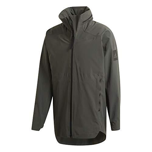 adidas Myshelter 3In1 Jacke Chaqueta para Hombre, Legear/Actgol, XX-Large