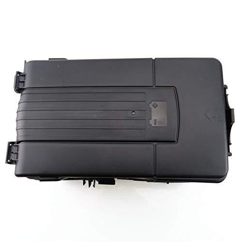 HXFANG para Tiguan Sharan Touran Fit for P/Assat B6 EOS Q3 Octavia Superb Toledo Altea Batería Tapa a Prueba de Polvo 3C0915443A 1K0915443D