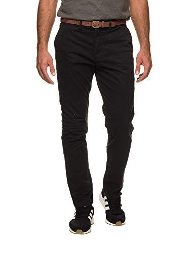 JACK & JONES JJICODY Broeken/Pantalons heren Zwart - DE 40/42 (US 31/34) - Chinos