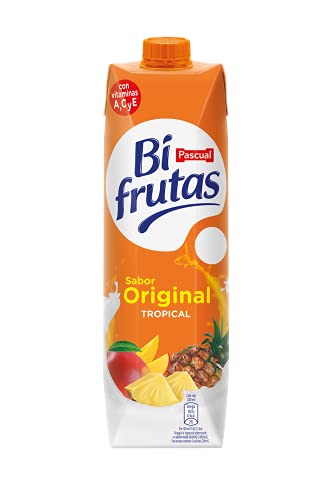 Bifrutas Zero - Bebida de Leche y Zumo de Frutas