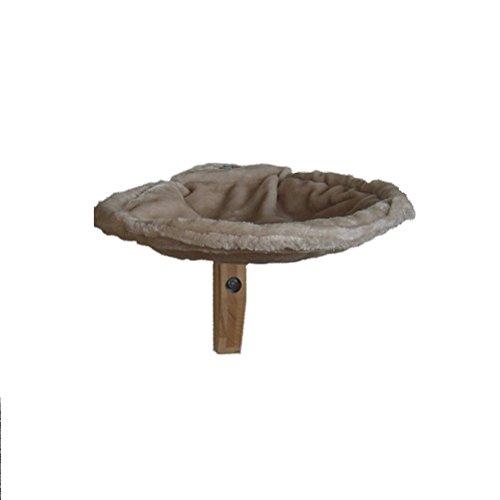 Cat ClimbingWall - module: hangmat, rond