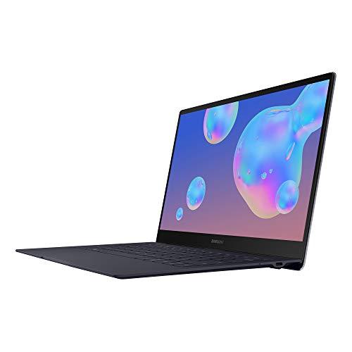 Samsung Galaxy Book S 13.3 Inch 256 GB Intel Core with Intel Hybrid Technology Laptop - Mercury Grey (UK Version)