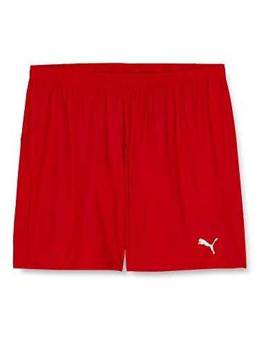 PUMA Herren LIGA Shorts Core Red White, M
