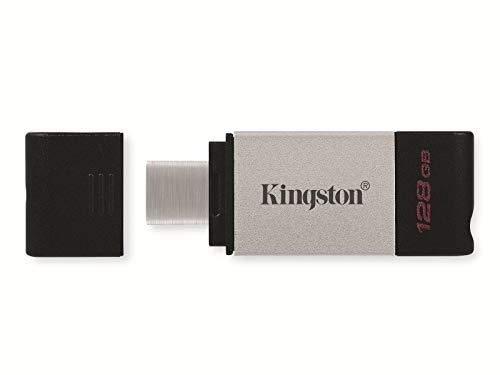 Kingston DataTraveler 80 - DT80/128GB Unidad Flash USB-C 3.2 Gen 1