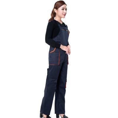 NMYANXU QUELLIA mannen vrouwen beschermende kleding van de mobiele telefoonman-beugel-overall-broek werken uniformen plus maat mouwen coveralls (S), Eén maat, XL