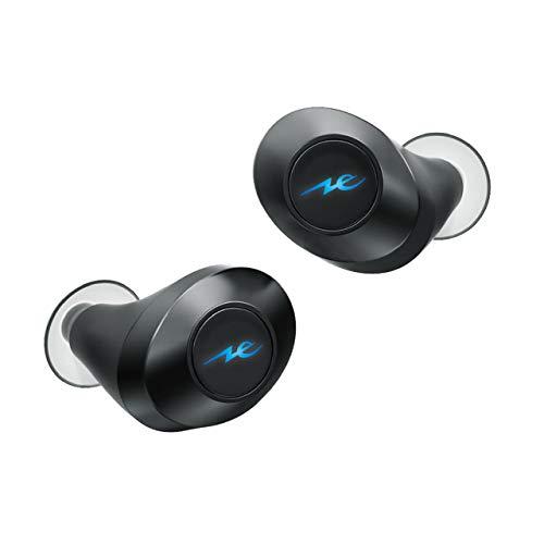ラディウス radius HP-T50BT 完全ワイヤレスイヤホン : Bluetooth対応 フルワイヤレス 左右分離型 AAC 軽量 小さい コンパクト 高音質 イヤホン HP-T50BTK (ブラック)