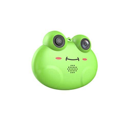 New HRYHY Child Camera HD 1080P Frog Child Camera Digital Photo Camera Little Girl Photography Birth...