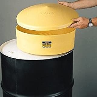 Drum Funnel, Large HDPE Eagle drum funnel with added Lid