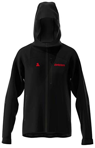 Zimtstern Herren Rainz Jacket Regenjacke, Pirate Black, XL