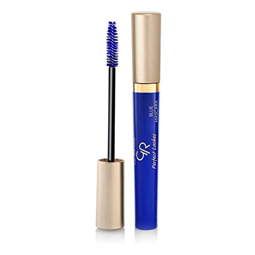 Golden Rose Perfekte Wimpern Blaue Tinte