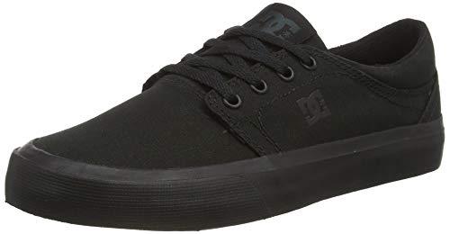 DC Shoes Trase TX, Zapatillas Hombre, Black 601, 37 EU