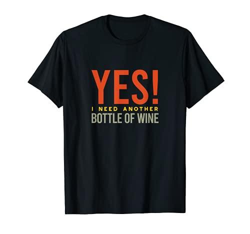 Coleccionista de vinos, Recogida de Camiseta