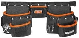 Multicolore Bahco 4750-3PB-2 BH4750-3PB-2 Ceinture porte-outils avec 3 poches