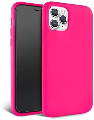 Neon Pink Case for iPhone 11 Pro – FELONY CASE – Flexible Protective iPhone 11 Pro Case – Bright Neon Pink iPhone Case