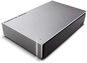 LaCie Porsche Design 8TB USB 3.0 Desktop Hard Drive + 2mo Adobe CC Photography (LAC9000604)