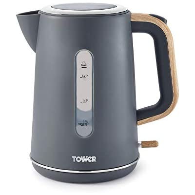 Rapid Boil Jug Kettle with Boil Dry