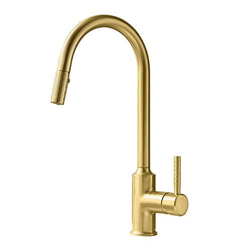 Best Kitchen Faucet With Retractables