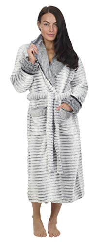 Vestidos de Mujer Bata de pingüino Búho Vestidos Mujer Batas de Felpa Novedad Animal Hood Super Soft Touch Fleece Batas de baño para Ella!