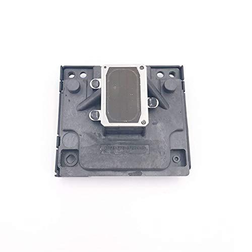 CXOAISMNMDS Reparar el Cabezal de impresión F181010 Cabezal de impresión FIT para EPSON C90 C92 D92 SX120 SX127 SX130 SX125 TX100 ME2 TX219 ME340 ME320 T26 T27 TX106 Impresora (Color : Grey Face)