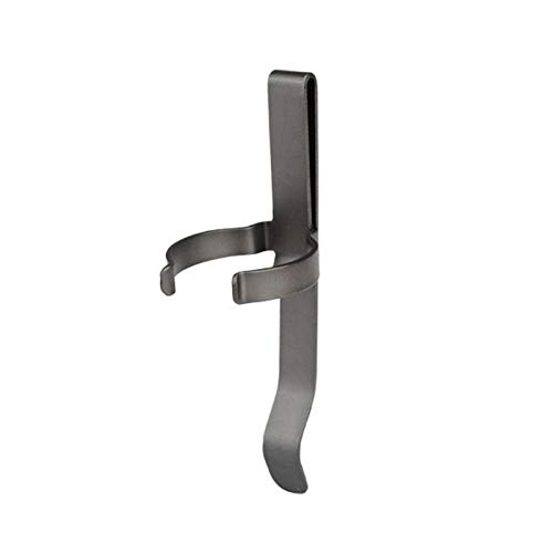 Isali Astrolux S1 BLF A6 Flashlight 24mm Body Diameter Flashlight Stainless Steel Titanize Body Clip