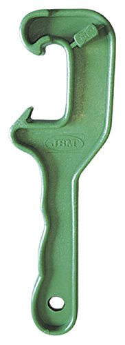 JBM 52452 Pince pour Ouverture de Fut, Vert