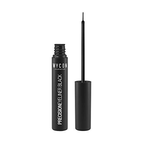 WYCON cosmetics PRECISION EYELINER BLACK
