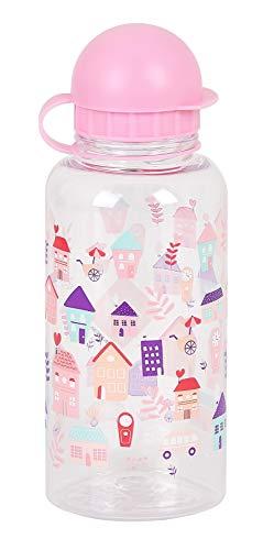 Glowlab Botella 500 ml de Safta Welcome Home sin BPA, 69x180mm