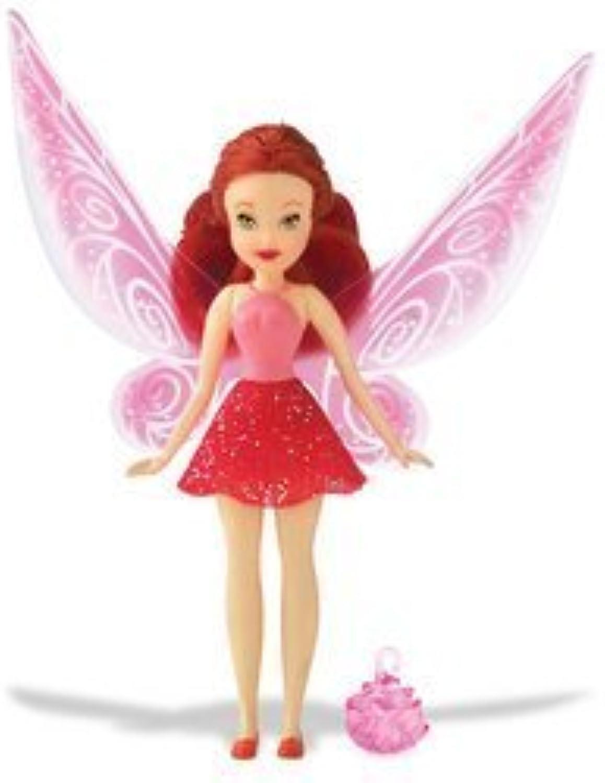 Disney Fairies 3.5 Fairy Doll Asst pinktta by Playmates