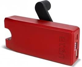 Eton BoostTurbine 2000mAh Portable Backup Battery Pack with Hand Crank Back-Up Power (NBOTU2000R)