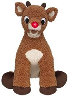 Build-A-Bear Workshop 18 in. Rudolph the Red-Nosed Reindeer Plush Stuffed Animal