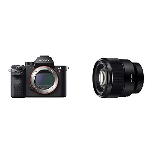 Buy Bargain Sony a7R II Full-Frame Mirrorless Interchangeable Lens Camera, Body Only (Black) (ILCE7R...