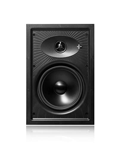uandksound - E610-IW – Decken & Wand Einbaulautsprecher für professionelle Einrichtungen und für das Heimkino, Lautsprecher mit Einer Leistung von 80-160W und einem Frequenzbereich von 45Hz - 22Khz