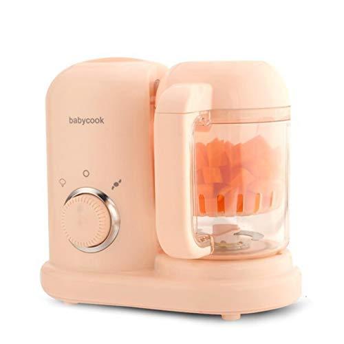 Magent Babynahrungspressen Elektrisch Zerkleinerer Aktualisiert Mixer Grinder - Nahrungsergänzungsmittel Kochen Mischen - Babynahrung Hersteller