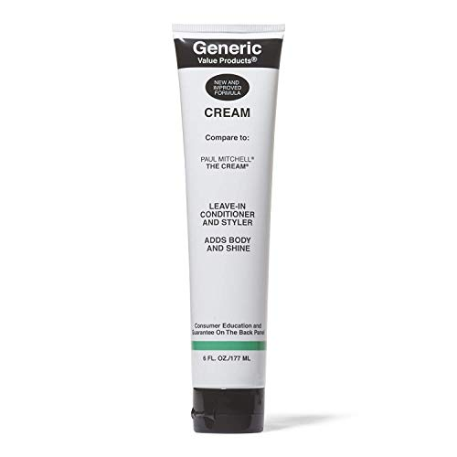 Generic Value Products Cream Leave In Conditioner & Styler Compare to Paul Mitchell The Cream