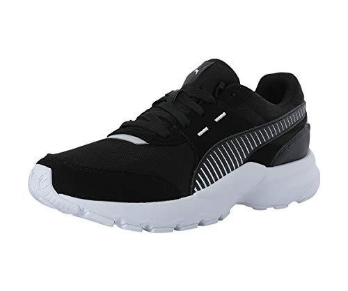 PUMA Unisex Future Runner Sneaker, Schwarz Black Black White 1, 44 EU