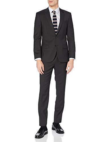 HUGO Mens Henry/Getlin204 Suit - Dress Set, Black (1), 52
