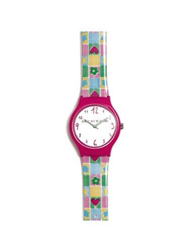 Reloj Agatha Ruiz de la Prada AGR270 Vichy Multicolor