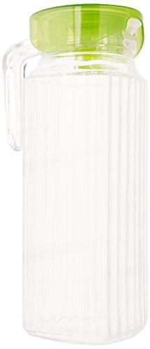 Luminarc ARC H7153 Keep ´n´ Jug Kühlschrankkrug mit Deckel, 1100 ml, Glas, transparent, 1 Stück