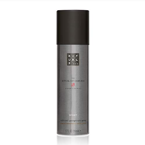 RITUALS, The Ritual of Samurai Antitranspirant-Spray, 200 ml