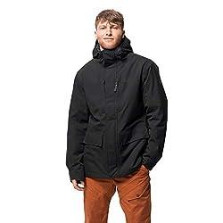 Jack Wolfskin men's weatherproof jacket