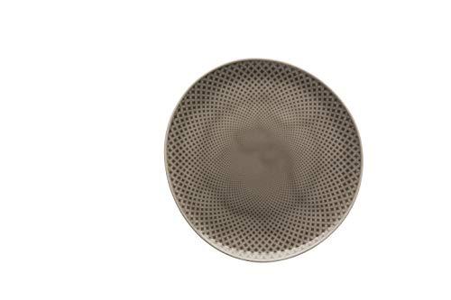 Rosenthal - Junto - Pearl Grey - Teller/Essteller/Speiseteller - flach - Ø 22 cm - Porzellan