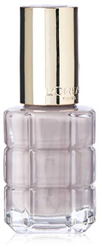 L'Oréal Paris Color Riche Le Vernis Nagellack mit Öl in Grau / Pflegender Farblack in warmem Grau mit Glanz-Effekt /# 664 Greige Amoureux / 1 x 13.5ml