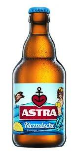 9 Flaschen Astra Alsterwasser Kiezmische a 0,33L Citrus 2,5% vol. Radler inc. 0.72€ MEHRWEG Pfand