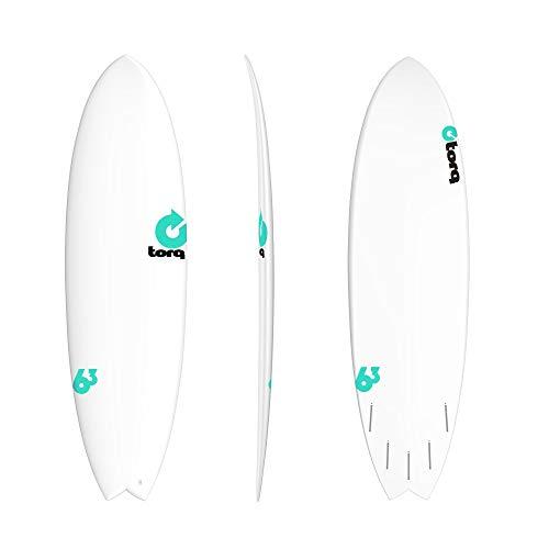 TORQ Tabla de surf Epoxy TET 6.3 MOD Fish