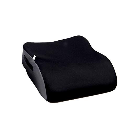 Kleine Polystyren Auto Sitzerhöhung - Schwarz