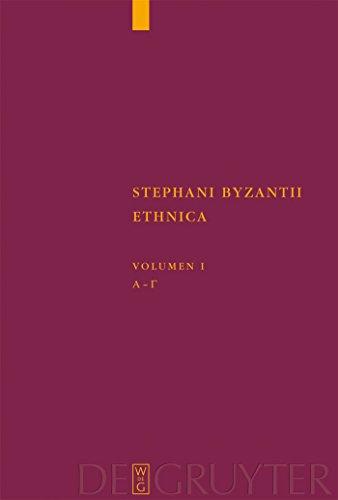 Alpha - Gamma: Adiuvantibus Jan Felix Gaertner, Beatrice Wyss, Christian Zubler (Corpus Fontium Historiae Byzantinae – Series Berolinensis 43)