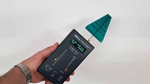 Acoustimeter Profi AM11 Hochfrequenz Messgerät mit Peilantenne von deutschem Fachhändler
