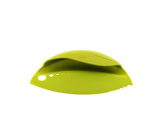 Kuhn Rikon 23077 - Cuchillo para ensalada, color verde claro